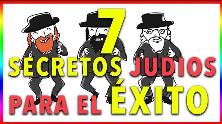 SECRETOS de los JUDIOS para conseguir el ÉXITO