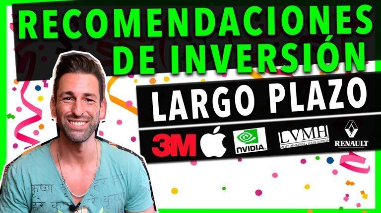 5 RECOMENDACIONES DE EMPRESAS PARA INVERTIR A LARGO PLAZO