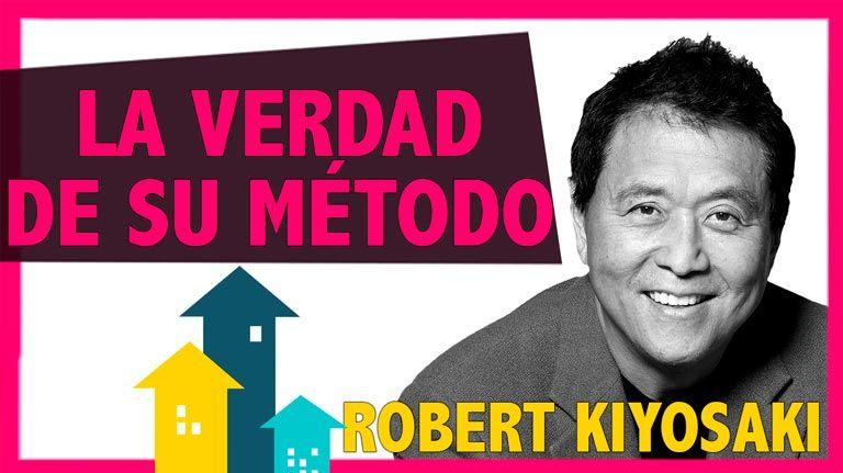Lo que Robert Kiyosaki no te cuenta en sus libros sobre su método de bienes raices