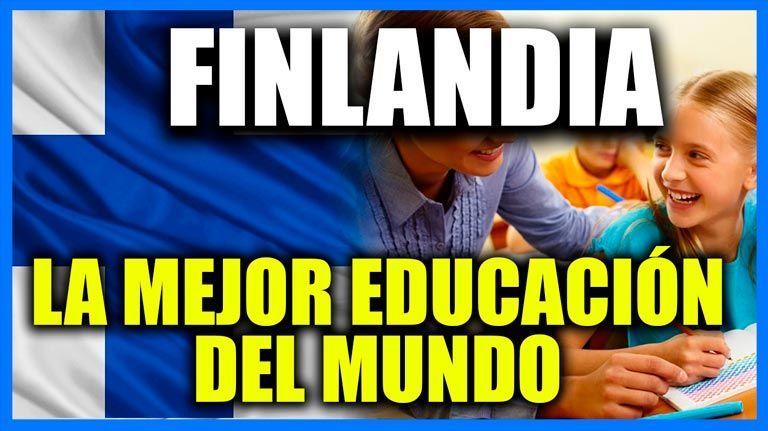 Educación en FINLANDIA ¿La mejor educación del mundo?