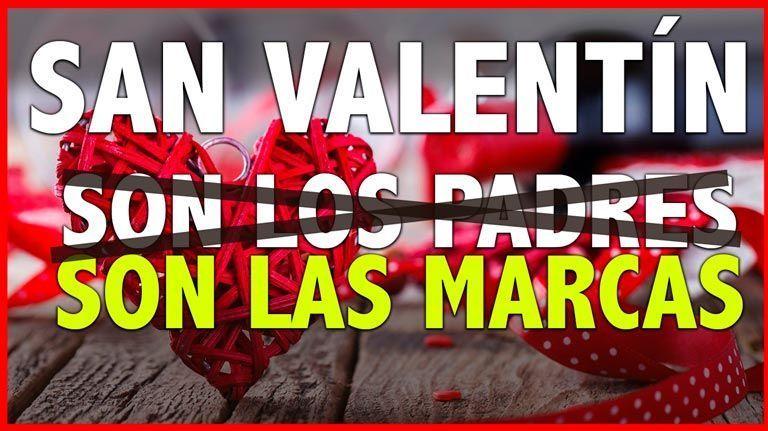 El origen de San Valentín y la oportunidad de las marcas