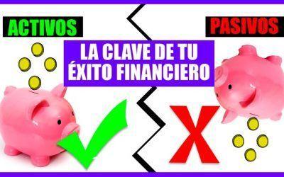 Activos y pasivos – LA CLAVE PARA EL ÉXITO FINANCIERO