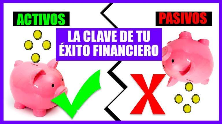 Activos y pasivos - LA CLAVE PARA EL ÉXITO FINANCIERO