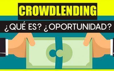 ¿Qué es el Crowdlending? ¿Cómo invertir? ¿Qué riesgos tiene?