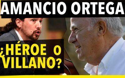 Amancio Ortega: DESMONTANDO FALSAS ACUSACIONES y aportando DATOS