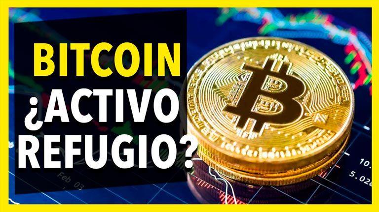 ¿Es el bitcoin o las Criptomonedas un activo refugio?