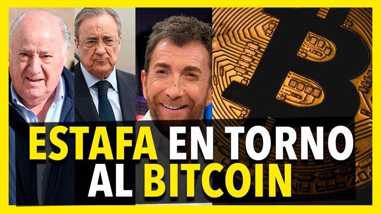La estafa en torno al Bitcoin que ha denunciado Pablo Motos en el Hormiguero
