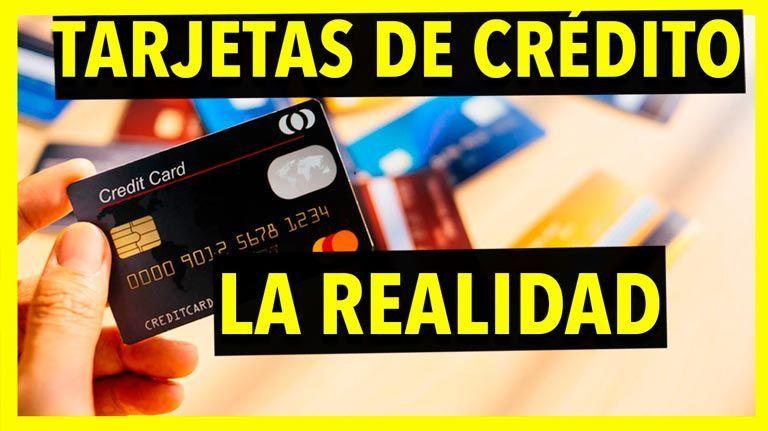 Las tarjetas de crédito: La otra realidad