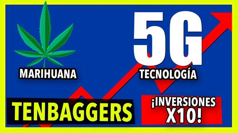 Tenbaggers: Empresas que multiplican su valor por 10 (2019)