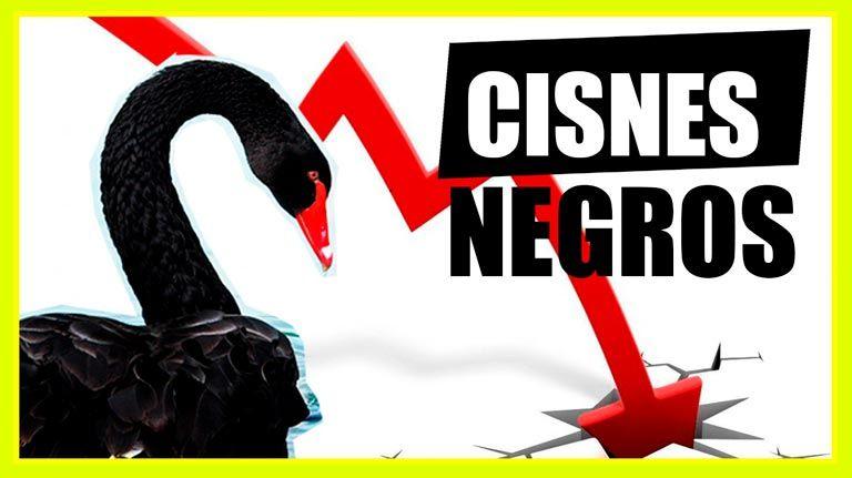 ¿Qué es un Cisne Negro en bolsa?