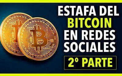 La 2º PARTE de la Estafa del Bitcoin en Facebook