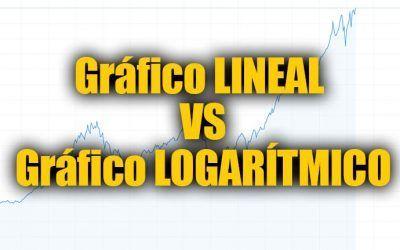 Diferencia entre la escala Lineal y la escala Logarítmica