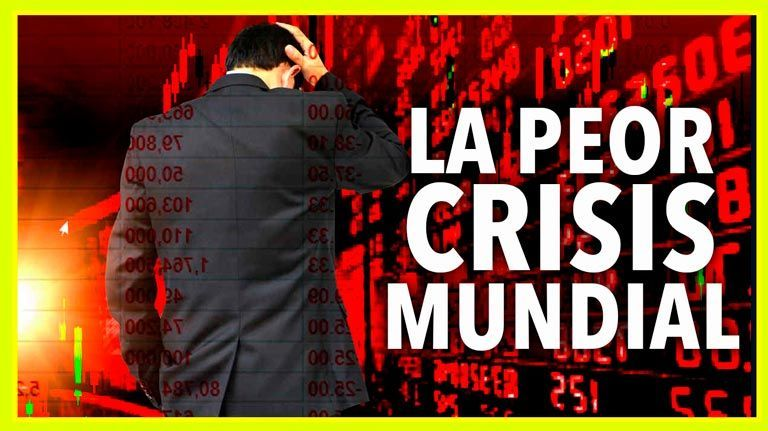 ¿La peor crisis mundial de los últimos 50 años?