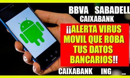 GINP: El virus de android que roba tu información bancaria