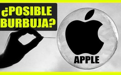 ¿Se está convirtiendo Apple en una burbuja tecnológica?