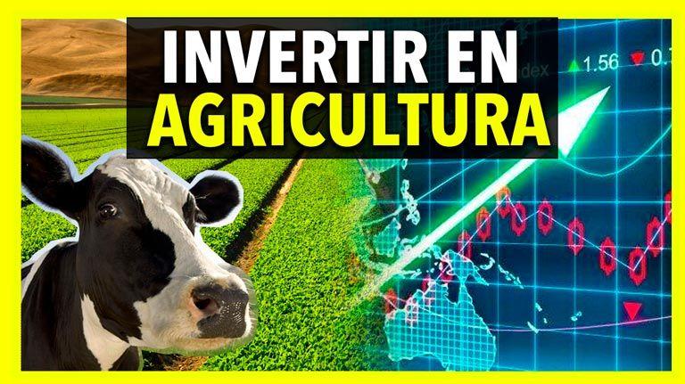 Invertir en agricultura y abonos ¿Es una buena oportundiad?