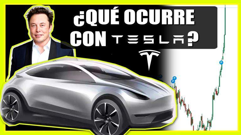 ¿Es Tesla una burbuja? Su valor en bolsa de 180$ a 900$ en 6 meses.