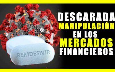 La enorme manipulación de los mercados: El caso Gilead y su fármaco