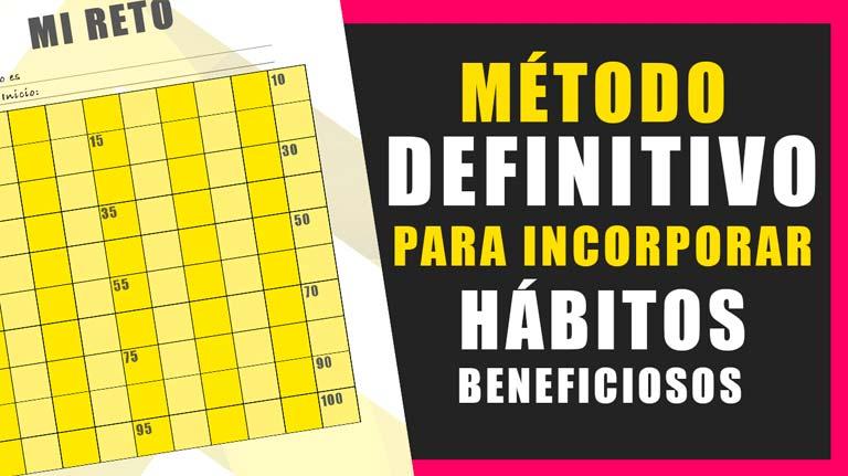 El método definitivo para adquirir un hábito beneficioso