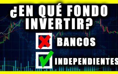 Invertir en fondos de inversión de los BANCOS es un error