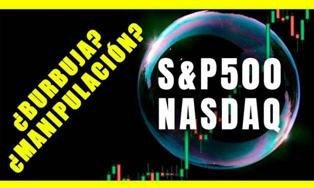 ¿Burbuja en los mercados americanos? ¿Manipulación extrema?