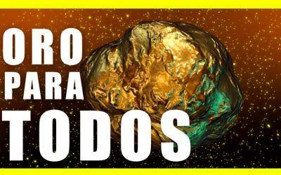 ¿Existe un asteroide  de oro que podría hacernos ricos a toda la polación mundial?