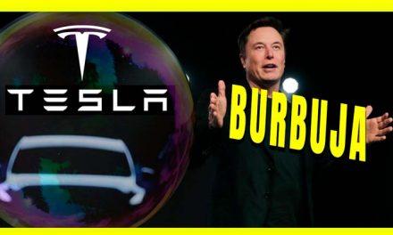 Tesla, la empresa de automoción más valiosa del mundo ¿BURBUJA?