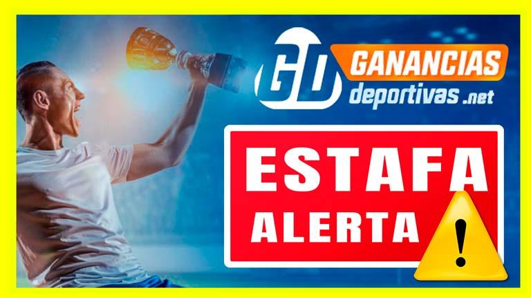 GananciasDeportivas.net | La ESTAFA en torno a las apuestas deportivas
