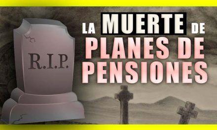 El fin de los planes de pensiones
