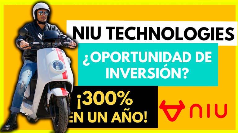 NIU Technologies – Analizando la empresa ¿Oportunidad de inversión?