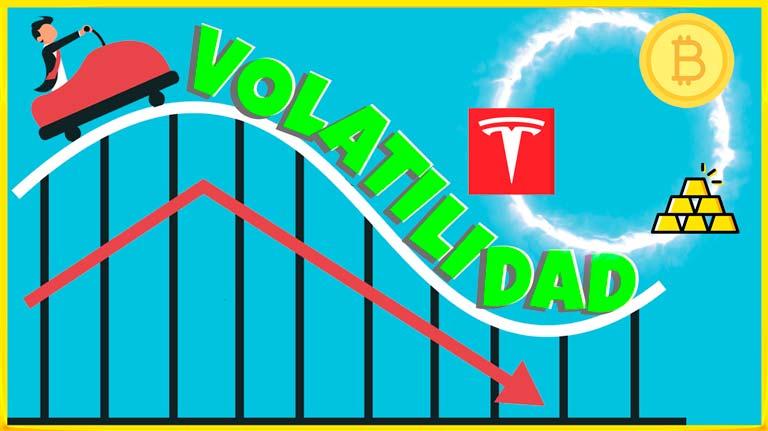 ¿Qué es la volatilidad? ¿Cuales son los activos financieros más volátiles?