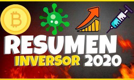 Resumen del año 2020 de los mercados bursátiles