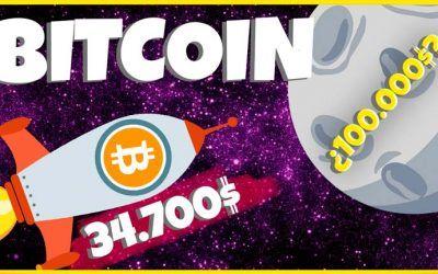 🚀 ¿Continuará BITCOIN hasta los 100.000$? 🚀