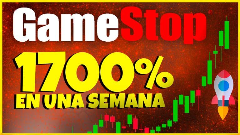 GAMESTOP y WALL STREET BETS: La mayor TROLEADA FINANCIERA de la HISTORIA