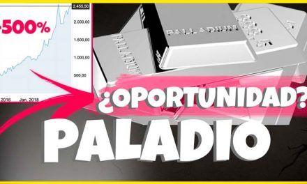 Paladio: ¿Oportunidad de inversión? ¿Cómo invertir en el?