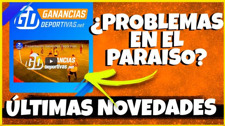 GananciasDeportivas.net | La SUGEVAL advierte sobre GD y otras noticias | GDenlinea.net