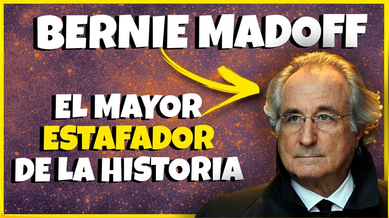 Bernie Madoff, el mayor estafador de la historia de Wall Street