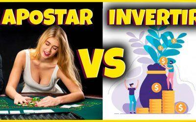 Diferencias entre invertir y apostar