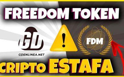 Freedom Token – La Cripto ESTAFA de Ganancias Deportivas