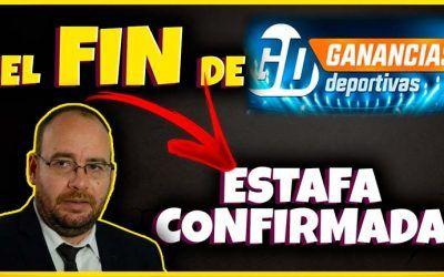 🔥 EL FIN DE GANANCIAS DEPORTIVAS【 ESTAFA CONFIRMADA POR EL FISCAL 】