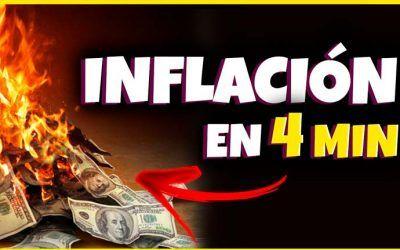 ¿Qué es la inflación? [La mejor explicación]
